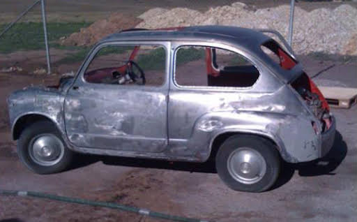 car sandblasting - automotive blasting services melbourne