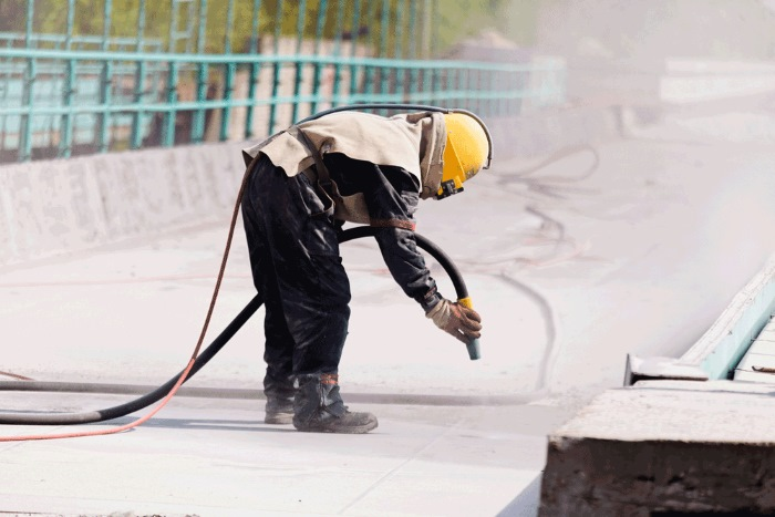 sandblasting and surface preparation - ProStrip Sandblasting Melbourne